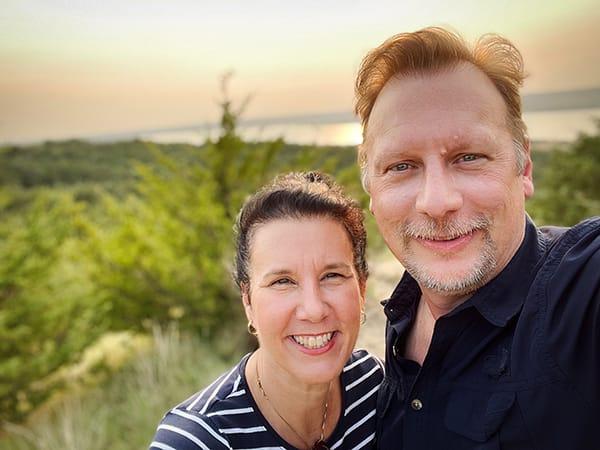 Chris & Lisa Cree
