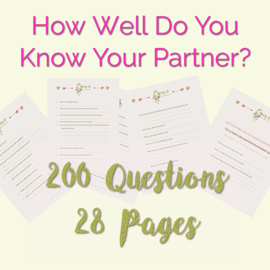 Ask partner to question your 103 Deep